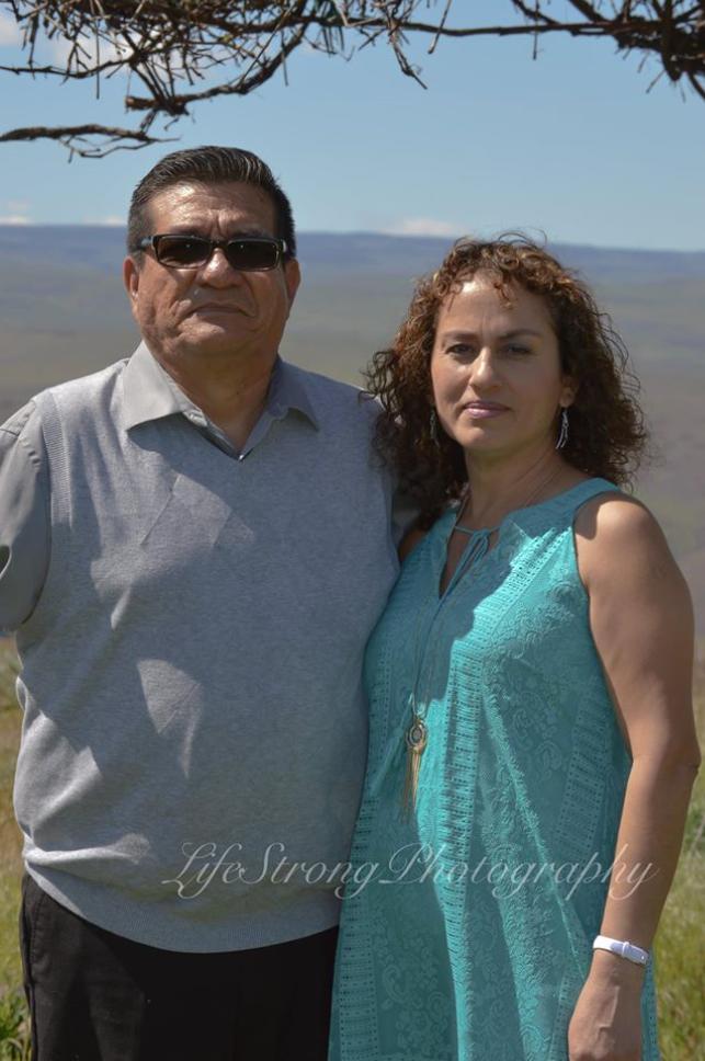 Juan Carlos & Angelica Magallanes
