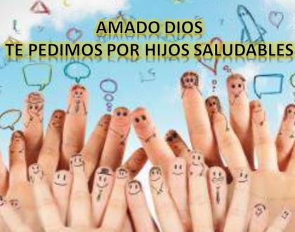 SALUD DE MIS HIJOS